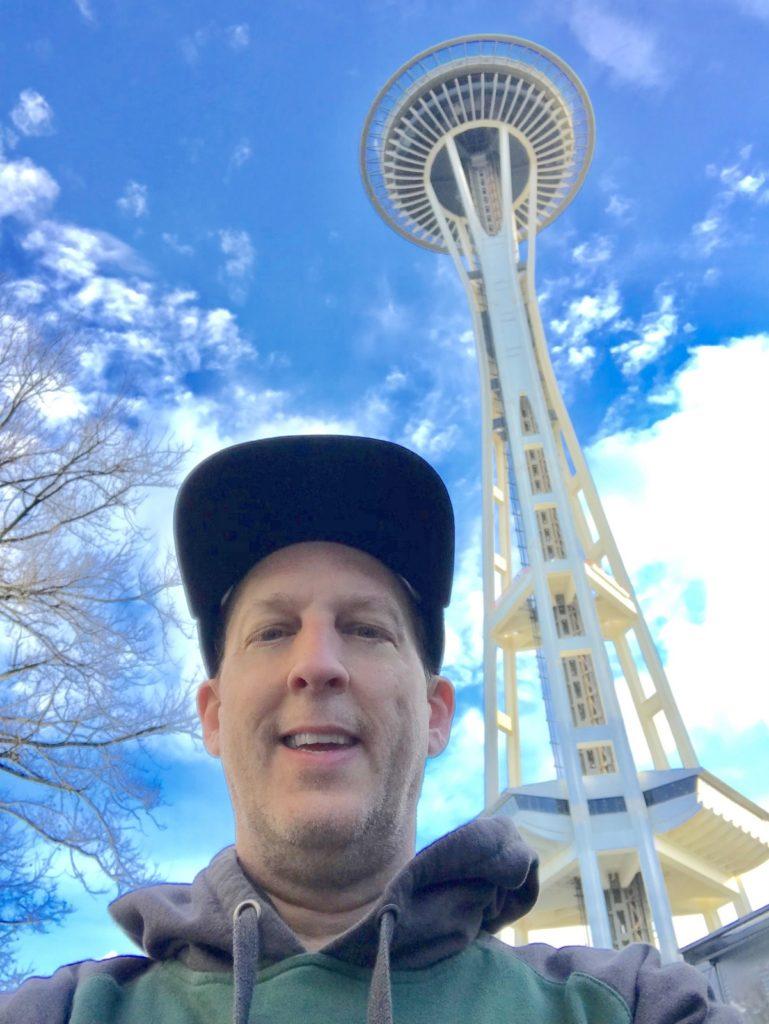 Rik Roberts in Seattle