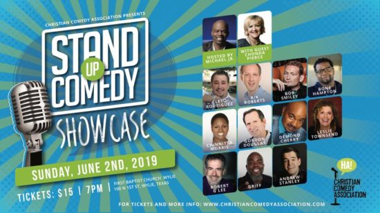 Christian Comedy Showcase